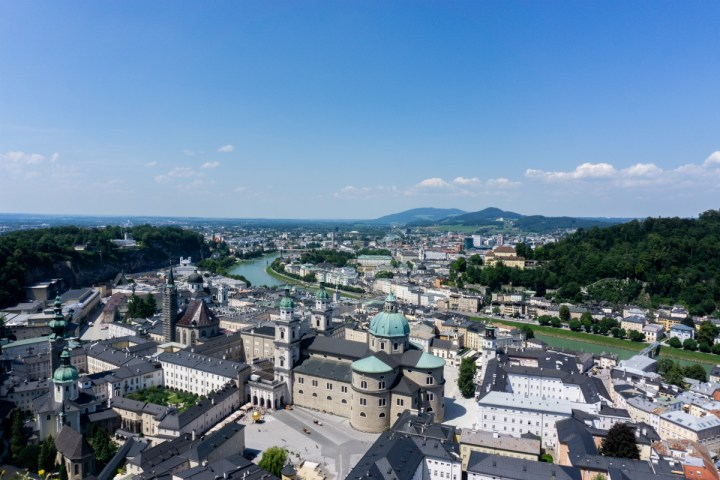 Salzburg-Oostenrijk