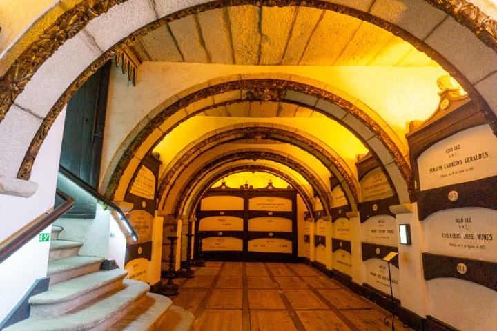 porto-catacomben
