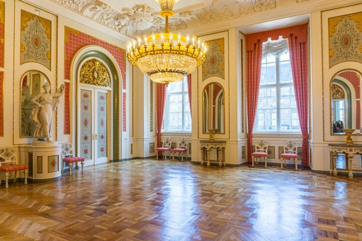 Christiansborg Palace Kopenhagen