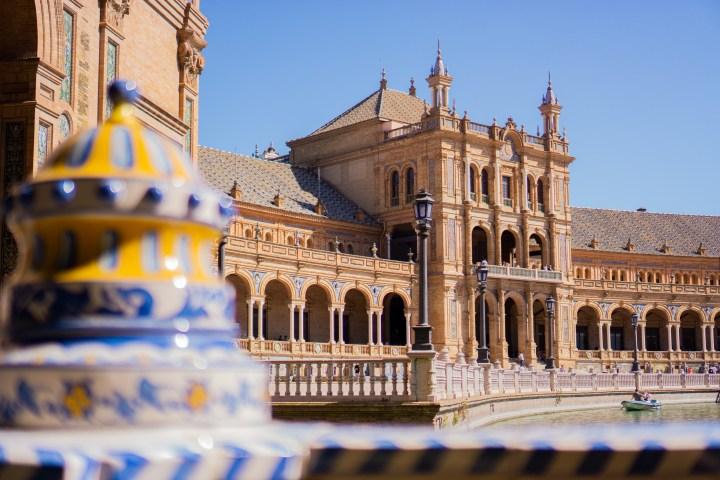 Stedentrip Sevilla | Spanje