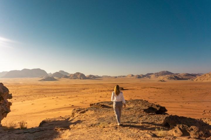 Rondreis Jordanië door Wadi Rum