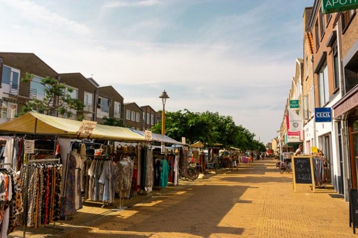 Katwijk aan Zee markt