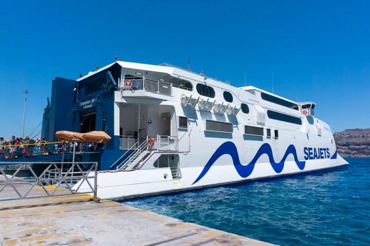 Veerboot Griekenland Cycladen
