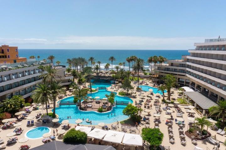 Hotel H10 Conquistador in Playa de Las Americas op Tenerife
