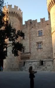 Rhodes Grandmasters Palace