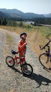 Trans Canada Trail.