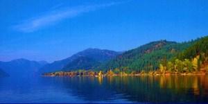 Autumn at Christina Lake