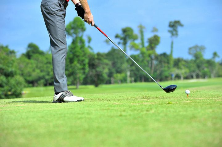 Measure For Golf Clubs