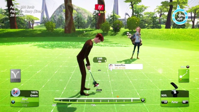 Golf games to play online