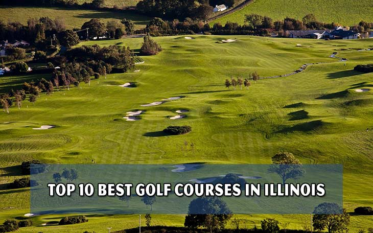 Top-10-best golf courses in Illinois