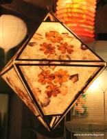 diamond lantern