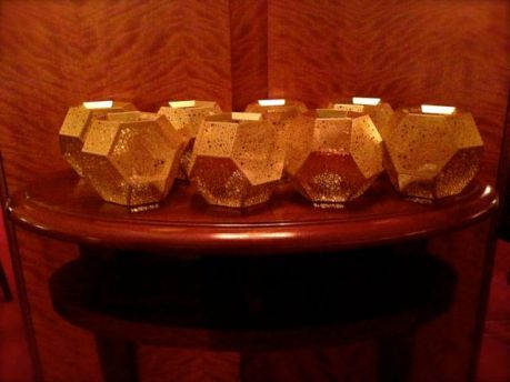 Tom Dixon tea lights