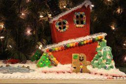 gingerbread shack
