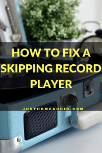 Blog Title Image for Article called How to Fix a Skipping Record Player