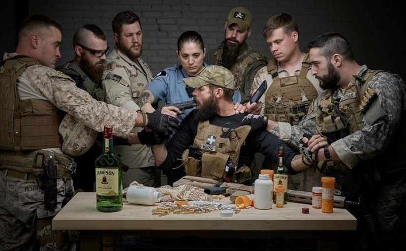Suicide rate among our young veterans jumped up AGAIN and by more than 10%.