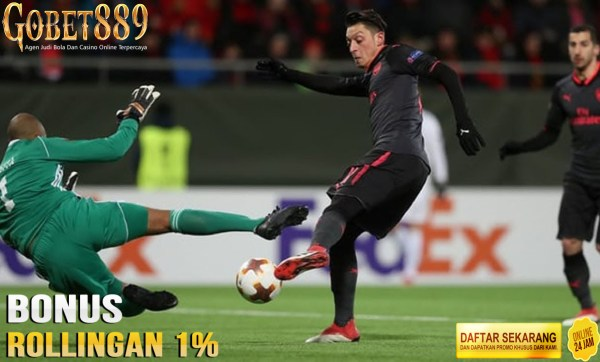 Prediksi Arsenal vs Ostersunds