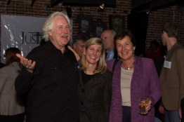 The Honorable Stephen Milliken and friends. Photo by Andrea Rodway/Guest Of A Guest