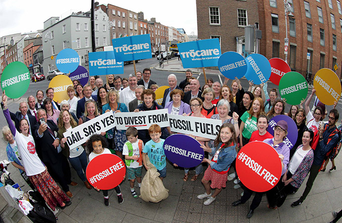 Trocaire: Ireland leads the way in landmark Divestment Bill