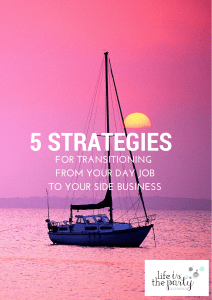 5 Strategies for Transitioning From Your Day Job to Your Side Business