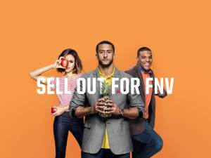 the brilliance of branding: meet FNV