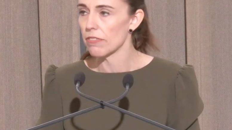 New Zealand Prime Minister Ardern