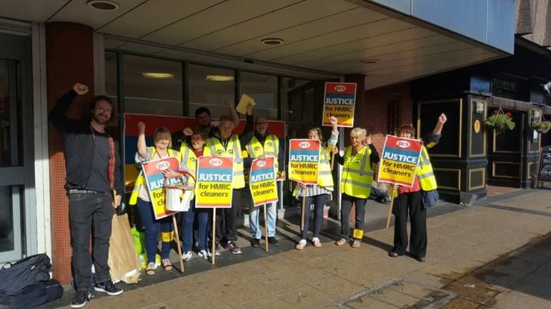 ISS picket 1