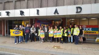 ISS picket 6
