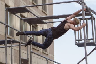 Parkour during social isolation?