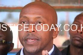 DPP yet to respond to an assault file against Ex-former Tetu Mp who is seeking review of the charges.