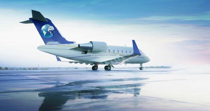 The luxurious Glo-JET International Corp has started flying in Peru.