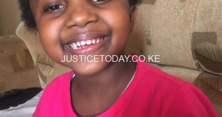 GIRL WITH BRAIN TUMOUR BEGS UHURU, KENYANS TO HELP HER RAISE SH2.5 MILLION