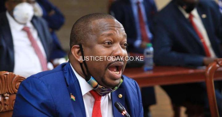 Sonko says Senators were bribed to impeach him