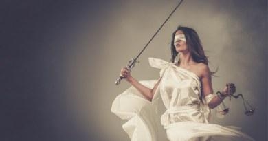 Diosa Griega de la justicias: Themis