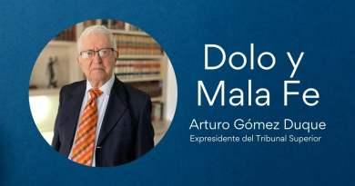 Eduardo Arturo Gomez Duque