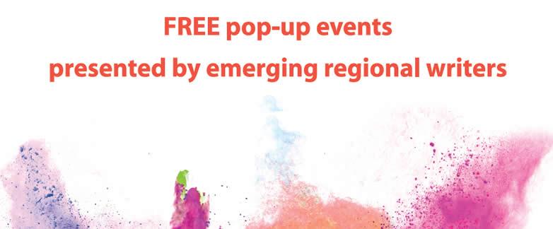 Moveable Feast: Birmingham Lit Festival pop-up readings image