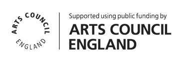 Supported by the Arts Council England and the British Council