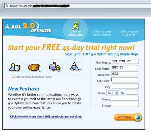 Free AOL com Exploit – JustinAKAPaste com