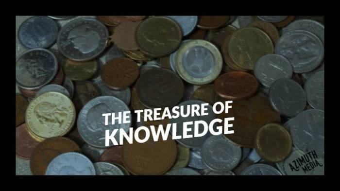 The Treasure of Knowledge