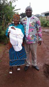 Eti Paul and Family