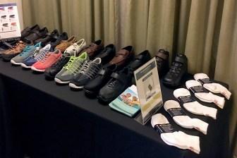 Justin Blair at Kansas City Shoe Show