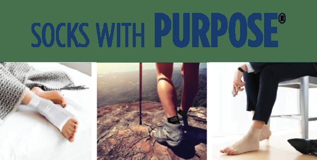 Socks with Purpose