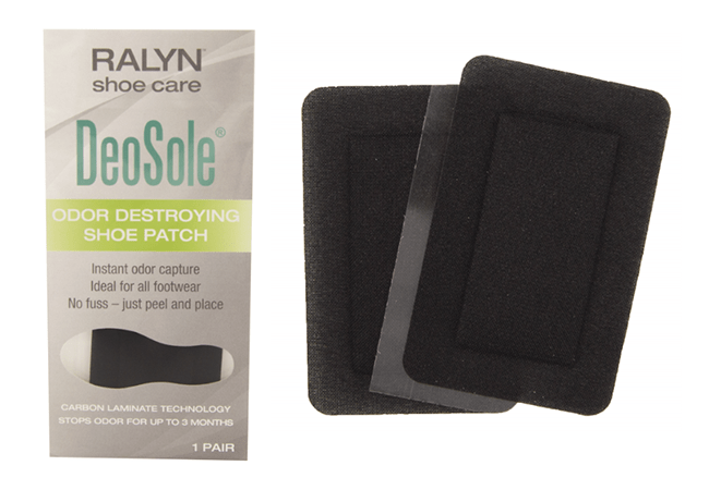 DeoSole shoe odor patch