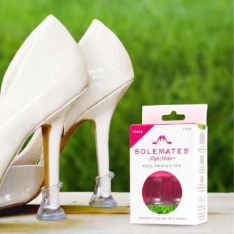 High Heel Protectors on heels
