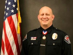 Officer Boardman Awarded