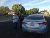 Tiffany and Carolyn Skatepark