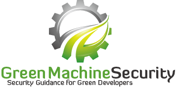 Green Machine Security Logo