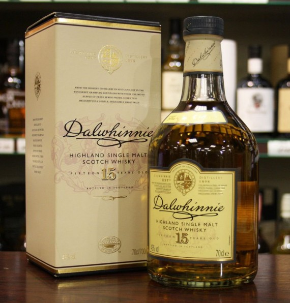 Dalwhinnie 15 Year Old Scotch Whisky