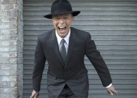 David Bowie by Jimmy King