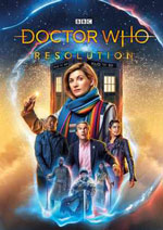 poster for doctor who resolution