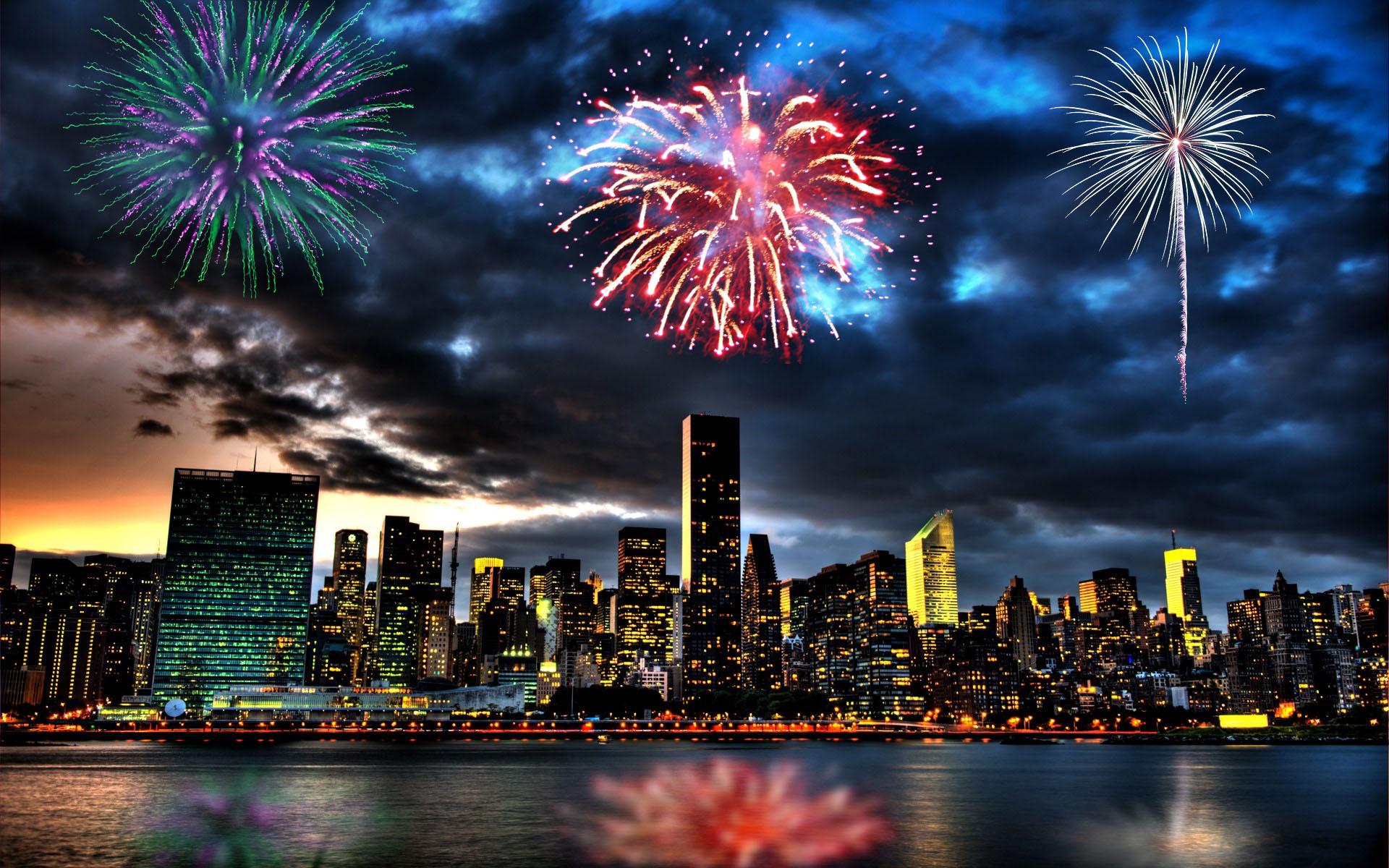 Fireworks Justins Blog
